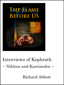Interviews of Kephrath - Nikleos and Kastiandra cover