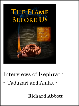 Interviews of Kephrath - Tadugari and Anilat cover